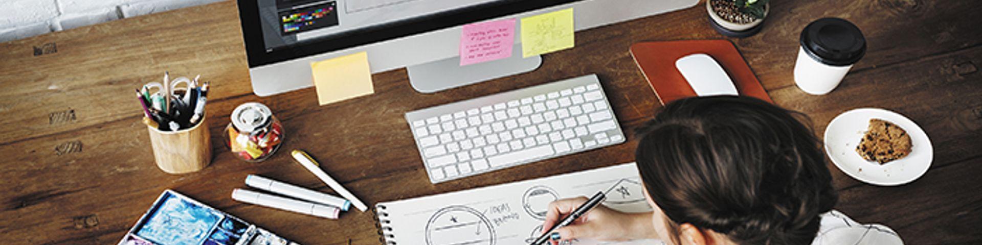 Desarrollo de productos editoriales multimedia