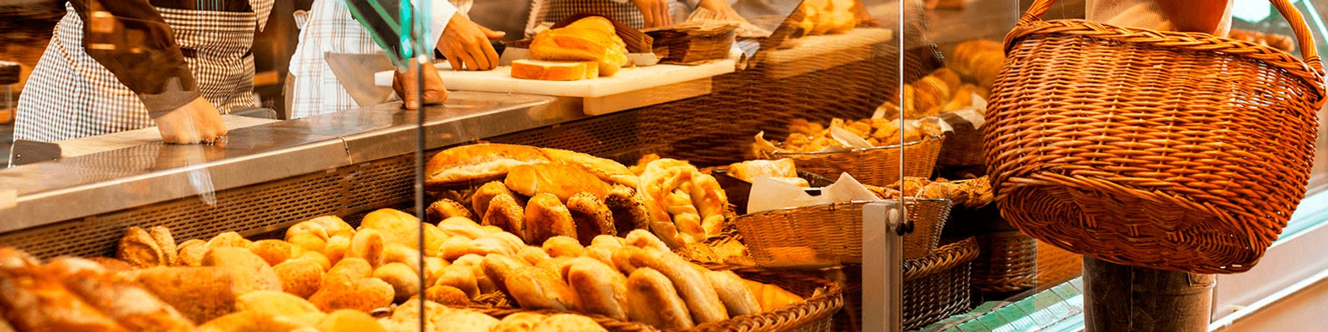 Comercio en Panaderías