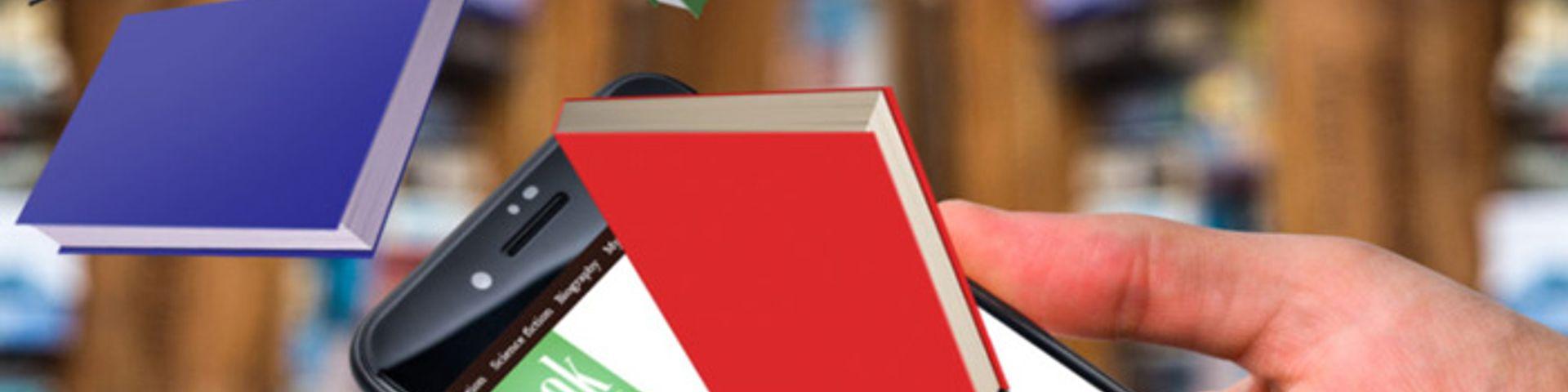 Medios de comunicación e interacción online con el cliente en el sector librero