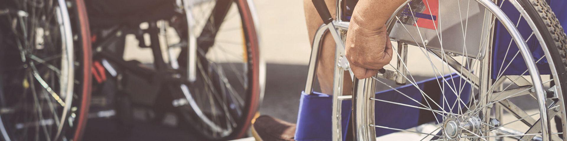 Atención de viajeros con discapacidad