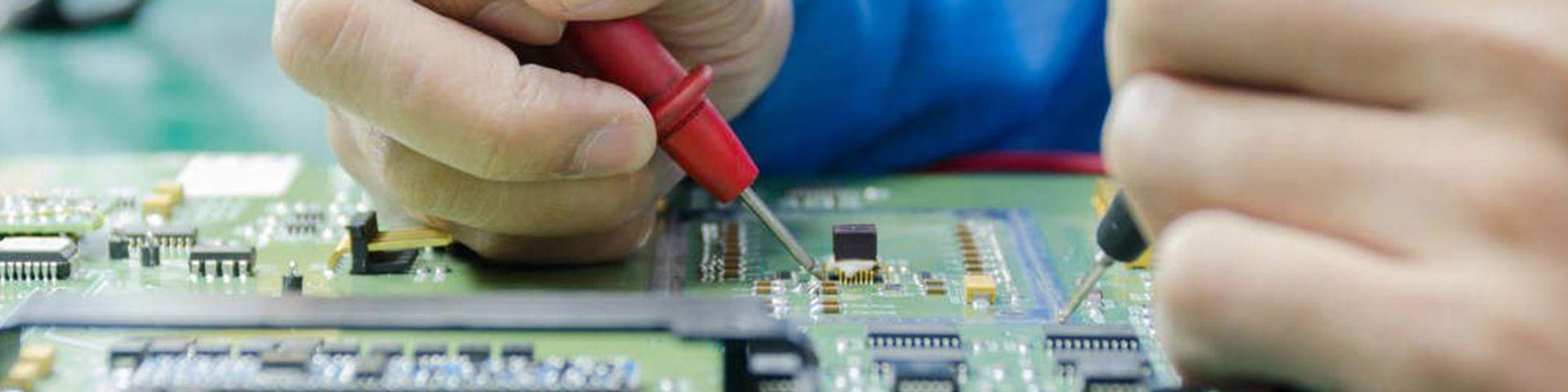 Diseño y montaje de circuitos electrónicos