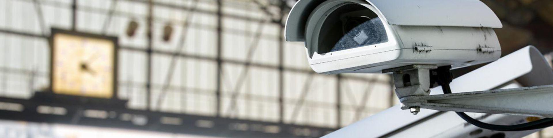 Vigilancia en urbanizaciones y espacios públicos