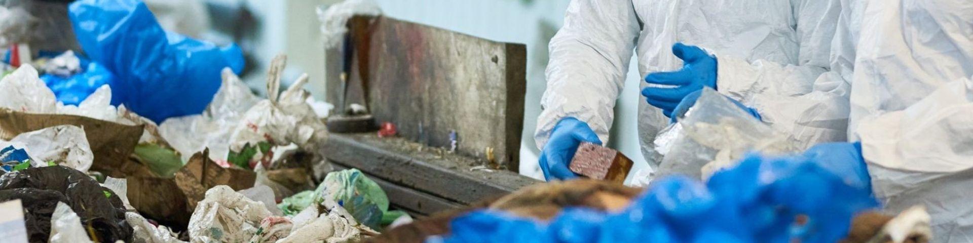 Tratamiento y reciclaje de residuos